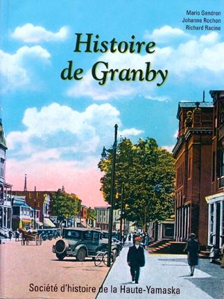 Livre Histoire de Granby