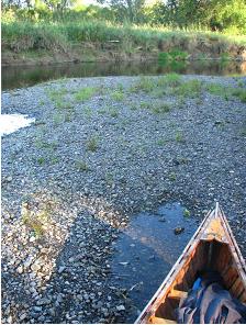 Rivière Yamaska Centre à Bromont