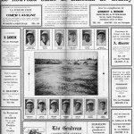 Article de La Voix de l'Est du 8 août 1935.