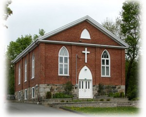 United Church de Warden