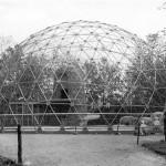 dôme géodésique du Zoo de Granby