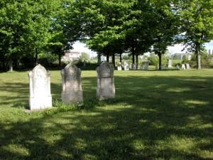 East Milton, Sainte-Cécile, cimetière