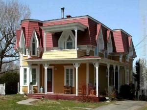 Maison du Dr-Leduc Roxton Pond