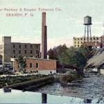 centrale électrique de Granby de 1889, Miner Rubber, Imperial Tobacco
