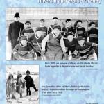 jumelles Alice et Mary Fuller, Vers 1939, un groupe d'élèves de l'école du Christ-Roi s'apprête à disputer une partie de hockey. Granby