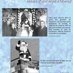 Le défilé du Père Noël de 1959 est plus spectaculaire que jamais. Sans surprise, la reine du Centenaire de Granby, Thérèse Bernard, est invitée à y participer.