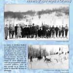 La station de ski Mont Shefford ouvre officiellement ses portes le 12 janvier 1941.