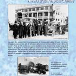 en octobre 1944, la Ville achète un camion multifonctionnel, muni d'un chasse-neige de 3 mètres de largeur et d'une souffleuse, mais aussi d'un réservoir d'une capacité de 6 000 litres d'eau qui permet le lavage des rues en été. Granby