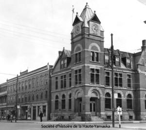 Le bureau de poste acheté par la ville en 1955