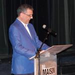 René Beaudin, président de la Société d'histoire de la Haute-Yamaska (SHHY, photo Richard Paré)