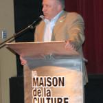 Pascal Russell, préfet de la MRC de La Haute-Yamaska et maire de Waterloo