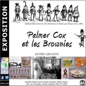 Exposition, Palmer Cox et les Brownies