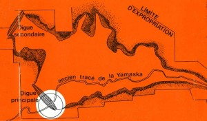 Barrage réservoir Choinière, Richesses naturelles, OPDQ