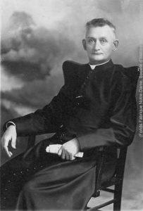 Marcel Louis Télesphore Gill, 1850-1920 (Fonds Fabrique Notre-Dame, SHHY)