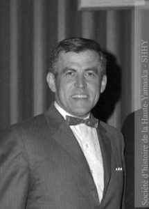 Jean-Louis Tétreault, maire de Granby de 1969 à 1973. (SHHY, fonds Jean-Paul Matton, P042-S034-D002-P001)