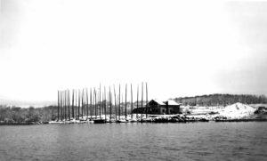 Glacière Leclerc Granby 1944